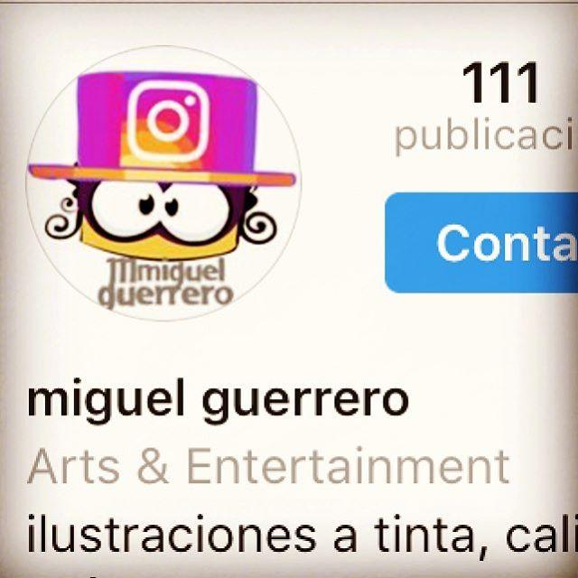 #111 #publicaciones en #instagram . #personajillo para celebrarlo ! ;D